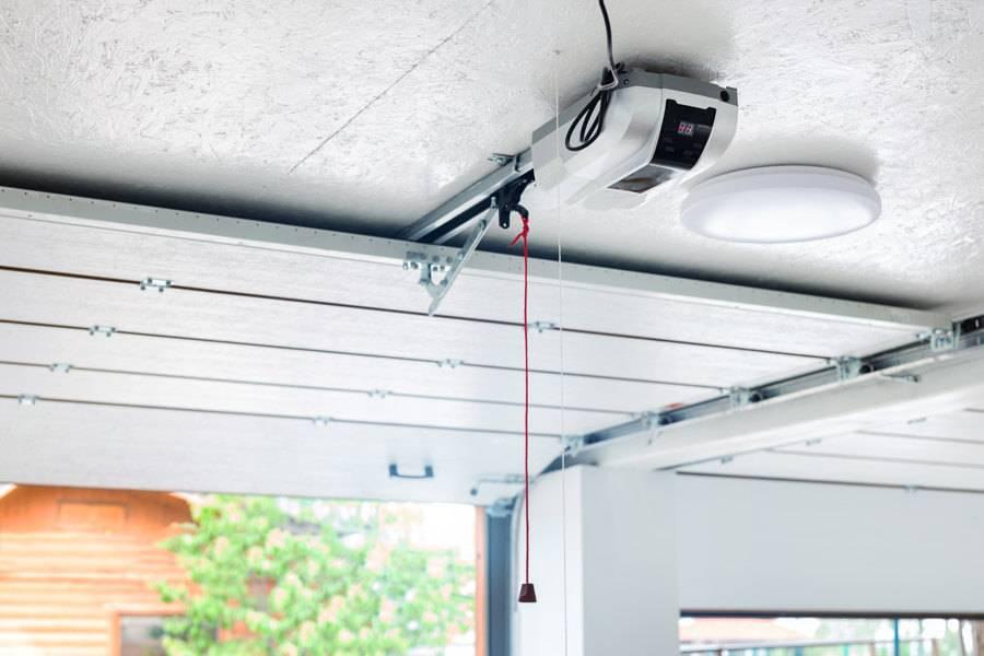 garage door opening mechanism